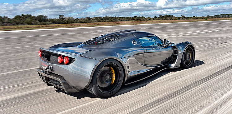 verdens raskeste bil