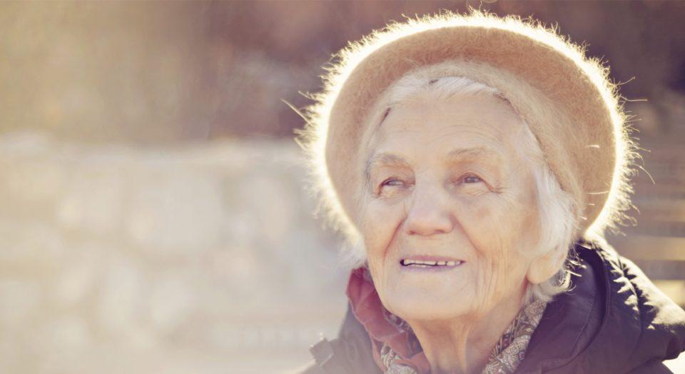 eldre dame elitesingel